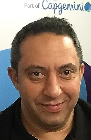 George Georghiou - Forum Chairman (Microsoft Alliance Director for Europe at Sogeti)